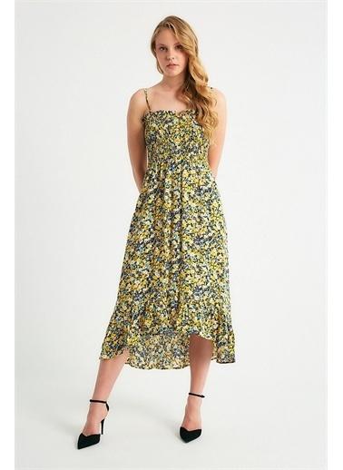 Robin Elbise Sarı